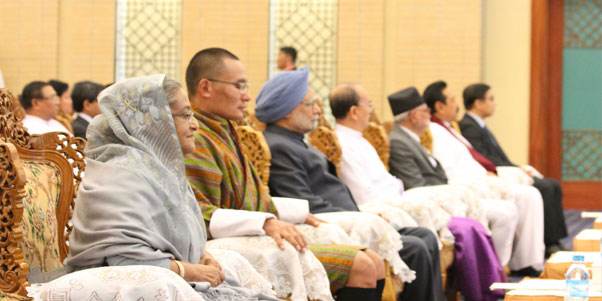 Opening Ceremony of the Third BIMSTEC Summit