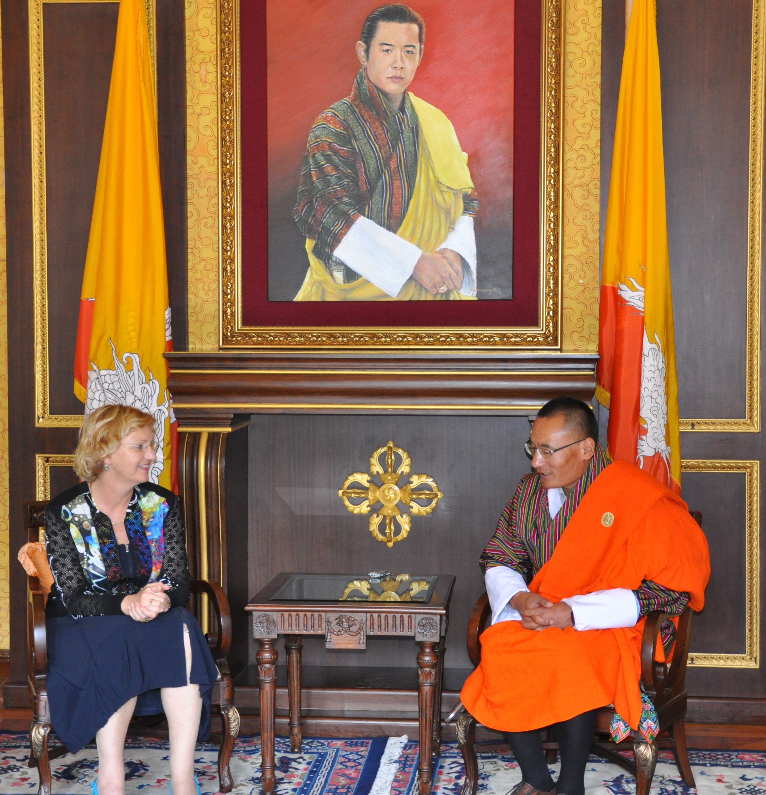 UNICEF Regional Director calls on PM